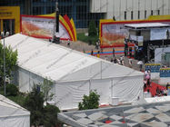 500 People Outdoor Exhibition Tent/More Than Capacity Trade Show Tents